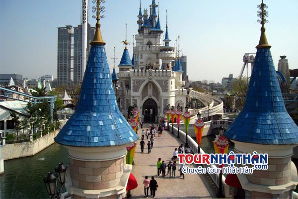 du lịch Lotte World